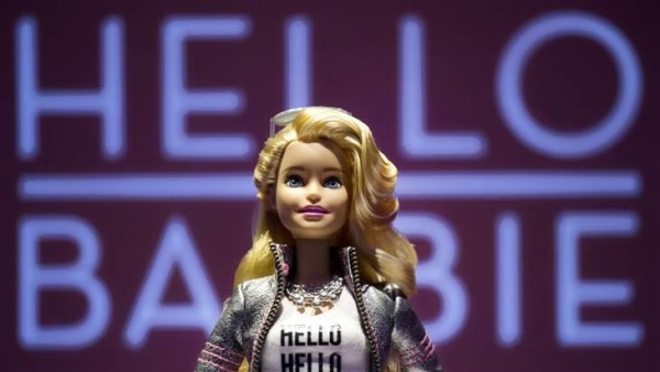 Image: Hello Barbie
