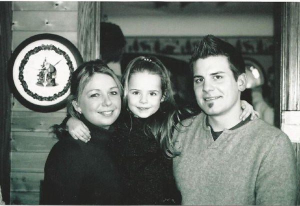 Image: Jason Simcakoski and family