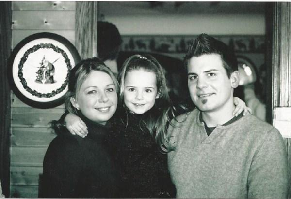 Image: Jason Simcakoski and family