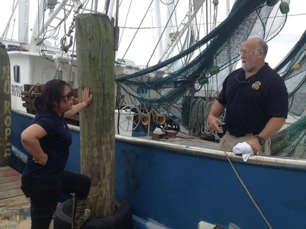 Image: Sandy Nguyen of Coastal Communities Consulting