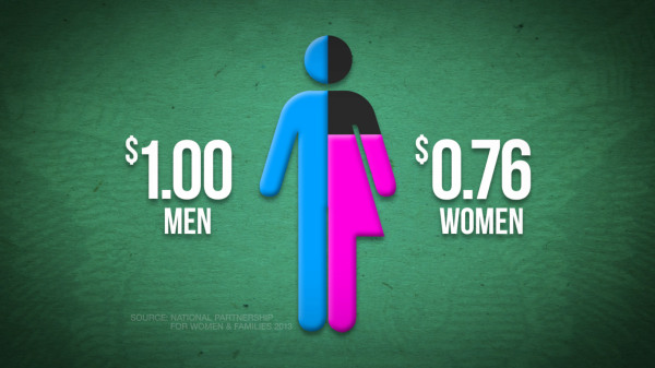 Image: Pay Disparity
