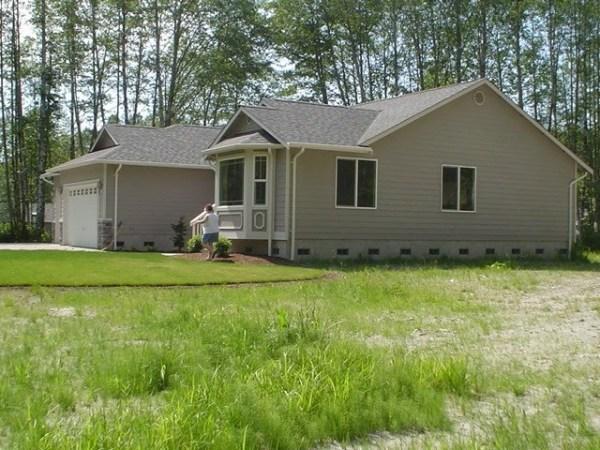 IMAGE: Tim Ward's former home