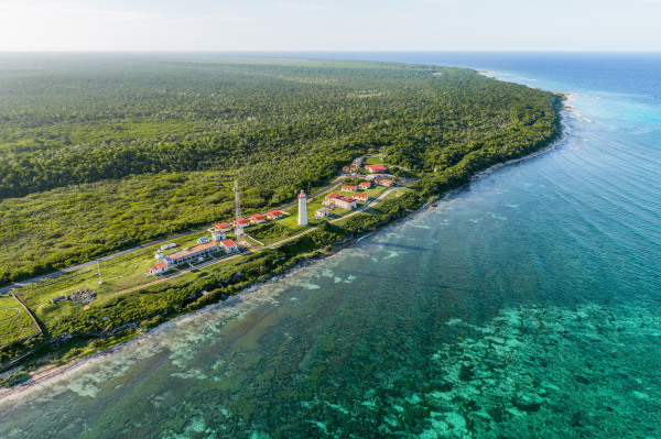 Image: Roncali Lighthouse, Cuba