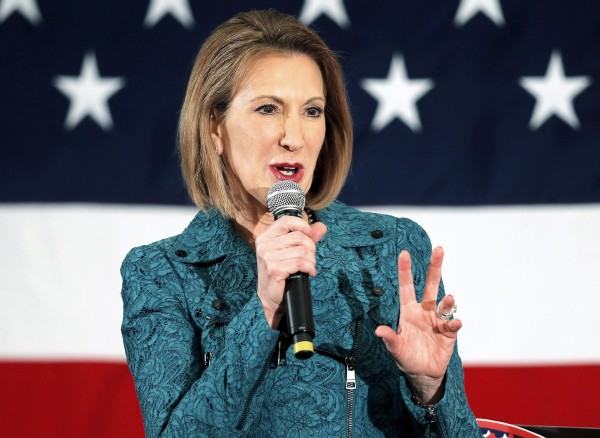 Image: Fiorina speaks at the First in the Nation Republican Leadership Conference in Nashua