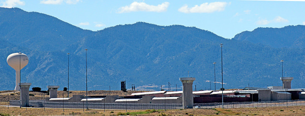 Image: Federal Supermax Prison in Florence, Colo.