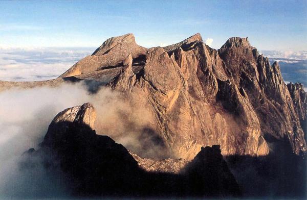 Image:  Mount Kinabalu