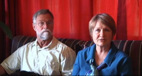 Image:  Rachel Dolezal's Parents