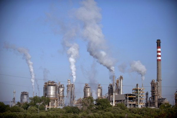 Image: Spain petrochemical company