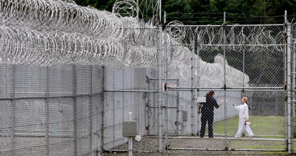 Image: juvenile detention center