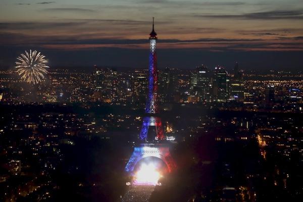 Image: Bastille Day Celebration