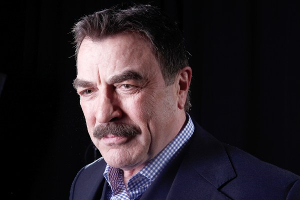 Image: Tom Selleck