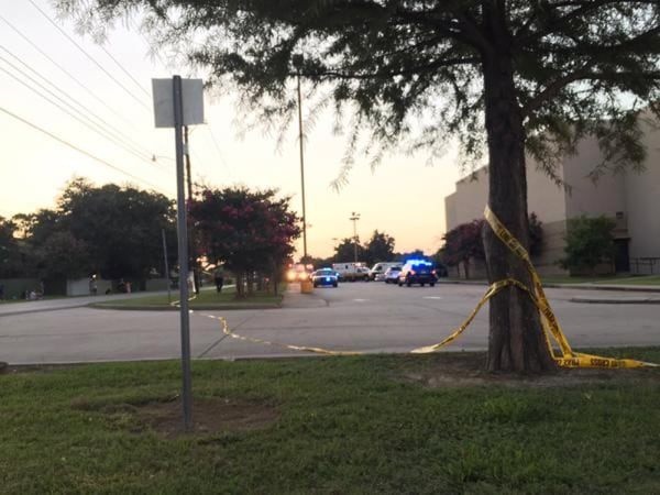 Image: Shooting at Lafayette, Louisiana, movie theater