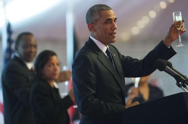 Image: KENYA-US-DIPLOMACY