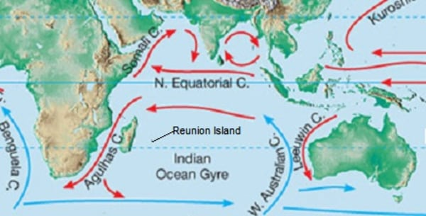 IMAGE: Indian Ocean gyre chart