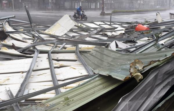 Image:  Typhoon Soudelor