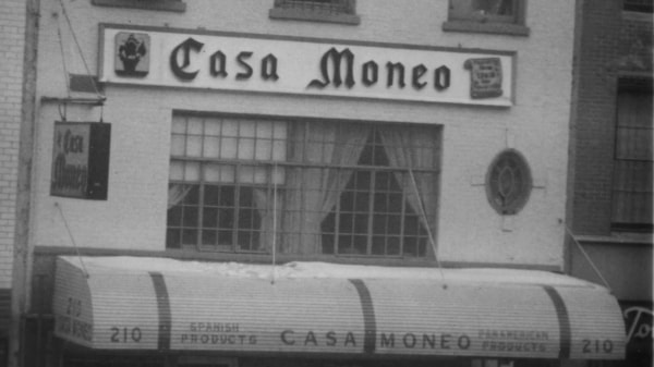 Image: Casa Moneo, one of the many stores in what used to be referred to as Little Spain in downtown New York City.