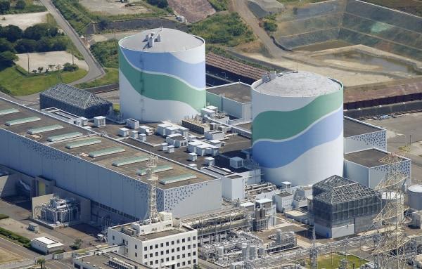 Image: Sendai Nuclear Power Station