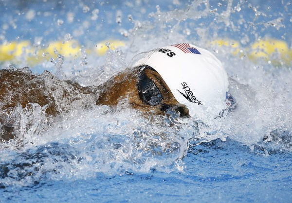 Image: Pan Am Games: Swimming