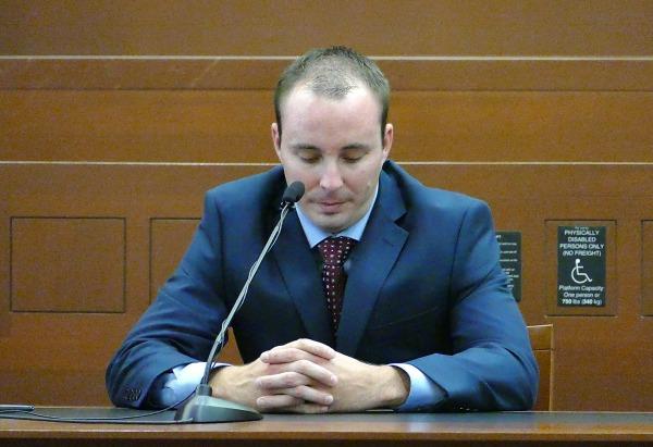 Image: Kerrick trial Thursday