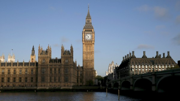 Image: The Elizabeth Tower that houses the Great Bell — which is commonly known as Big Ben