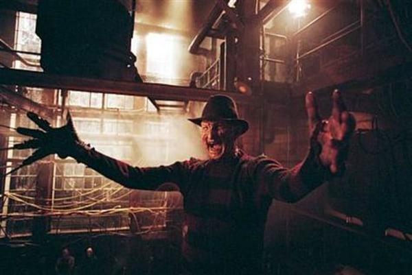 IMAGE: Robert Englund as Freddy Krueger