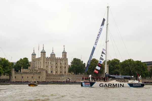 Image: Clipper Round the World Yacht Race