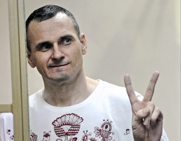 Image: Oleg Sentsov