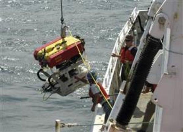 Image: Submersible