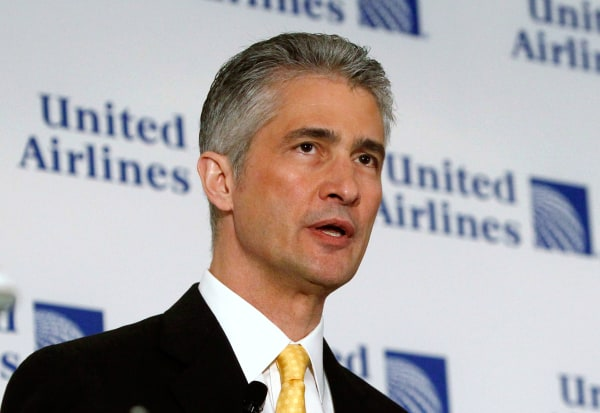 Image: United CEO Jeff Smisek