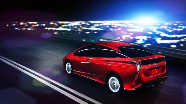 Image: Toyota Prius