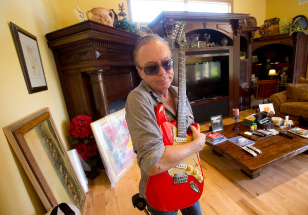 Image: David Cassidy home