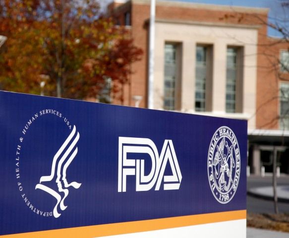 Image: The headquarters of the U.S. Food and Drug Administration
