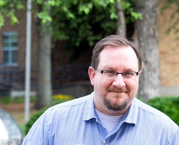 Image: Ethan Schmidt, Delta State University