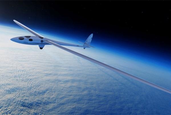 Image: Perlan 2 glider