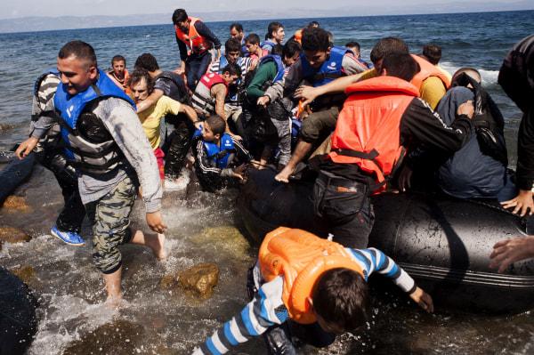 Image: GREECE-EUROPE-MIGRANTS