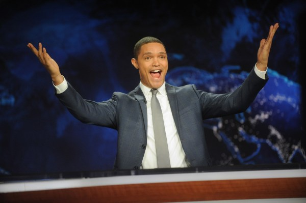 """Image: """"The Daily Show with Trevor Noah"""" Premiere"""
