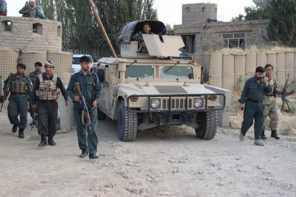 Image: Battle for Kunduz
