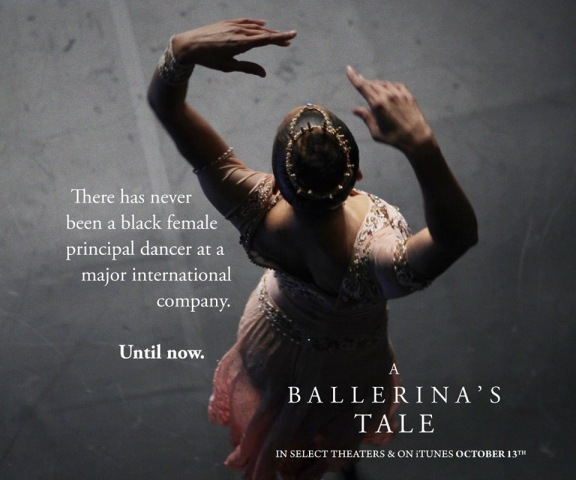 A Ballerina's Tale poster
