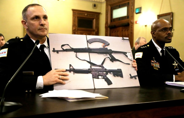 Image: Chicago assault weapon ban Supreme Court