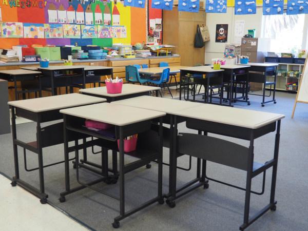 Standing Desks School