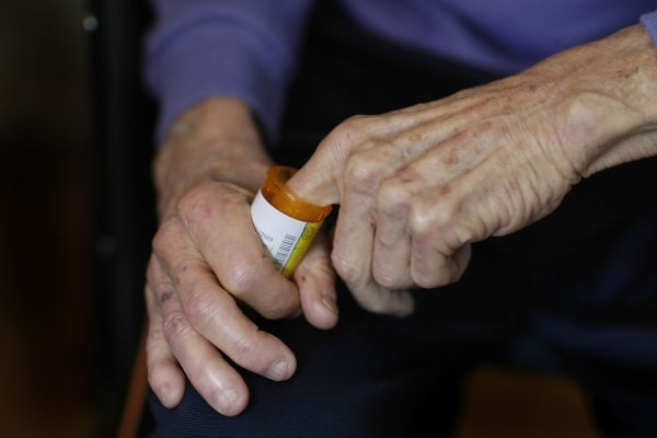 Image: State Budget Cuts Threaten To End Assistance For Homecare To Elderly