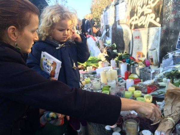 Image: Petra Korosi and her 3-year-old daughter, Lhana
