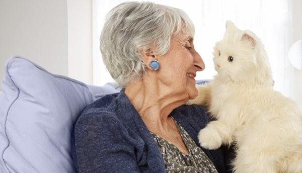 Hasbro Sells Robot Cats For Seniors Cat Daily News