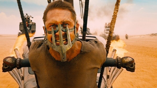"Image: A still from the movie ""Mad Max: Fury Road"""