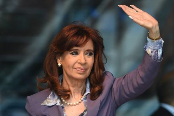 Image: ARGENTINA-GOVERNMENT-KIRCHNER