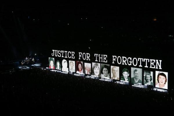 Image: U2 in Paris