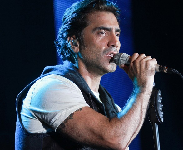 GRAMMY Artists Revealed With Alejandro Fernandez Presented by MasterCard
