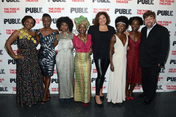 """Eclipsed"" Opening Night"