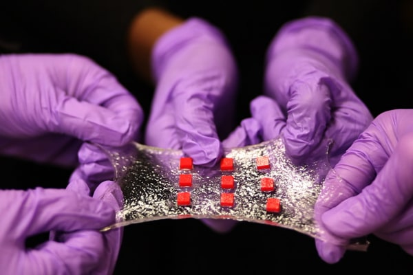 Image: stretchy hydrogel
