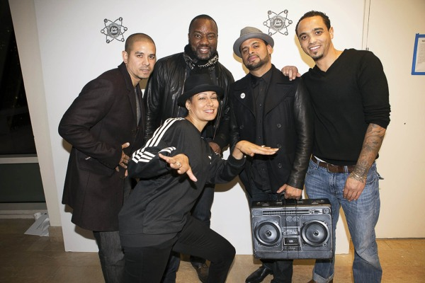 2015 Hip Hop Education Center's Extra Credit Awards